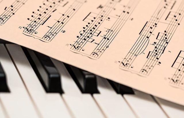 Finaleの大譜表を変える、五線のグループ化